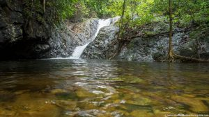 waterfall-koh-chang-trekking